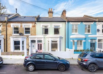 Thumbnail 3 bed terraced house for sale in Cobbold Road, Askew Village, London