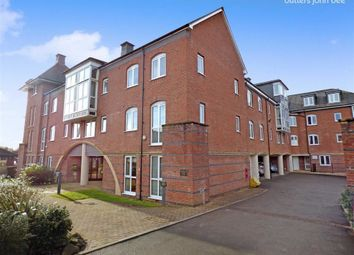 Thumbnail 2 bed flat for sale in Joules Court, Stone, Staffordshire