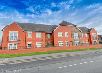 Thumbnail 2 bedroom flat for sale in Edwin Lodge, Crookesbroom Lane, Doncaster, South Yorkshire