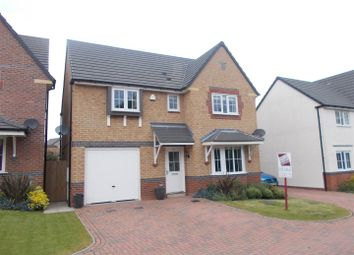 Thumbnail 4 bed detached house for sale in Greenfinch Drive, Shrewsbury