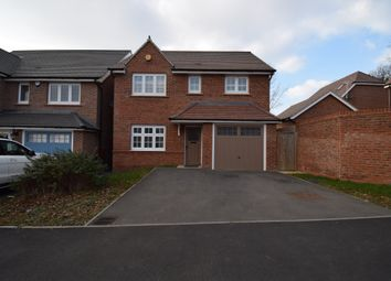 Thumbnail 4 bed detached house for sale in Bovinger Road, Humberstone, Leicester