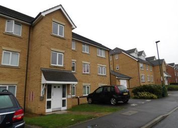 Thumbnail 2 bedroom flat for sale in Fellowes Road, Peterborough, Cambridgeshire