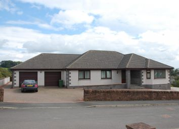Thumbnail 4 bed detached bungalow for sale in Kimkar, 15 Gardenhill Drive, Castle Douglas