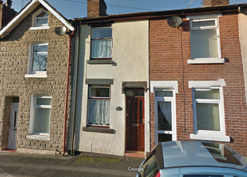 Thumbnail 2 bedroom terraced house to rent in Russell Street, Wolstanton, Newcastle