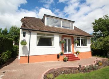 Thumbnail 4 bed bungalow for sale in Poplar Avenue, Newton Mearns, East Renfrewshire