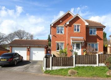 Thumbnail 4 bed detached house for sale in Dixon Croft, New Whittington, Chesterfield, Derbyshire