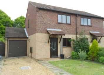 Thumbnail 2 bed terraced house to rent in Ferryview, Orton Wistow, Peterborough, Cambridgeshire