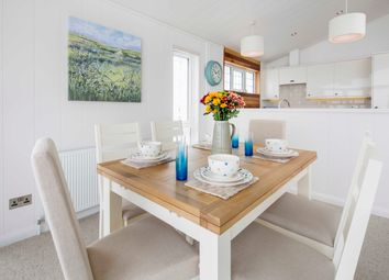 Thumbnail 1 bed lodge for sale in Odam Hill, Romansleigh, South Molton