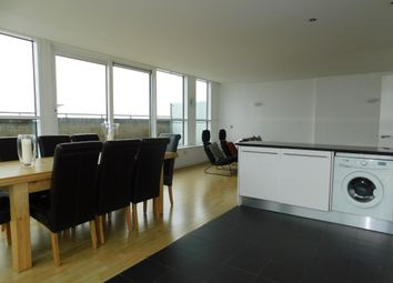 Thumbnail 3 bed flat to rent in Argyll Road, London