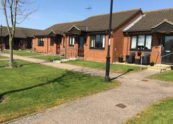 Thumbnail 1 bed terraced bungalow to rent in Herivan Gardens, Oulton, Lowestoft
