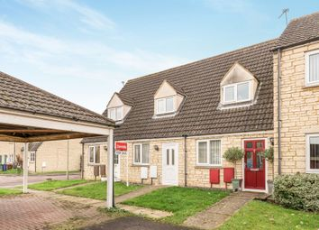 Thumbnail 1 bedroom terraced house for sale in Avocet Way, Bicester