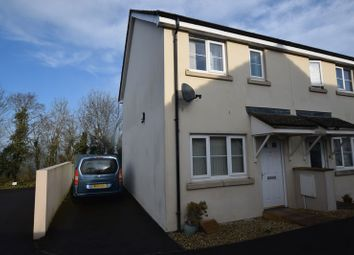 Thumbnail 2 bed end terrace house for sale in Penn Kernow, Launceston