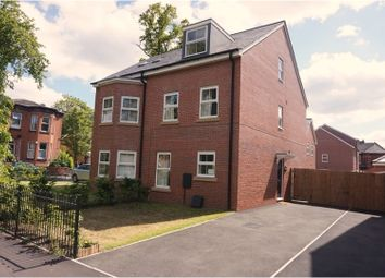 Thumbnail 4 bedroom semi-detached house to rent in Egerton Road, Manchester