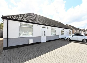 Thumbnail 2 bedroom semi-detached bungalow for sale in Blanmerle Road, London