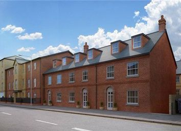 Thumbnail 4 bed end terrace house for sale in Station Gate, Railway Street, Hertford, Hertfordshire