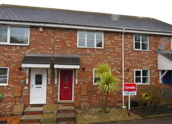 Thumbnail 2 bedroom terraced house for sale in Woburn Close, Paignton