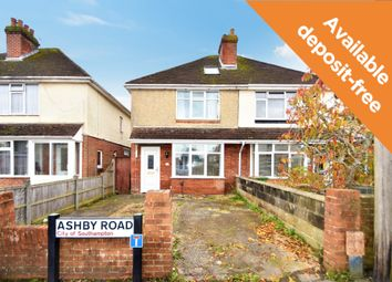 3 bed semi-detached house to rent in Ashby Road, Southampton SO19