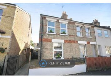 Thumbnail 2 bed end terrace house to rent in Fawcett Road, Croydon