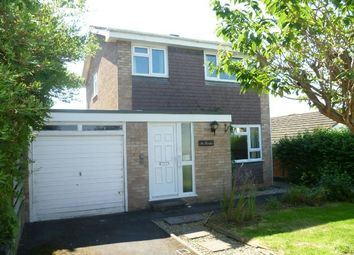 Thumbnail 3 bed detached house for sale in Traherne Close, Ledbury