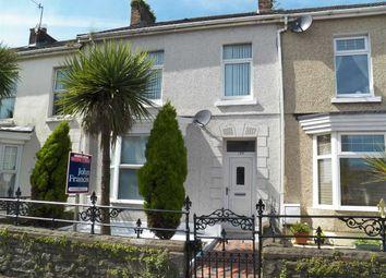 Thumbnail 3 bed terraced house for sale in Felinfoel Road, Llanelli