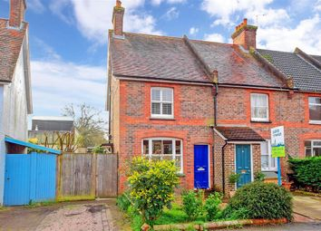 Thumbnail 3 bed end terrace house for sale in Framfield Road, Uckfield, East Sussex