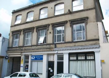Thumbnail 3 bed flat to rent in Western Road, St Leonards