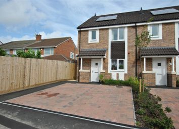 Thumbnail 3 bedroom end terrace house for sale in Pynne Close, Stockwood, Bristol