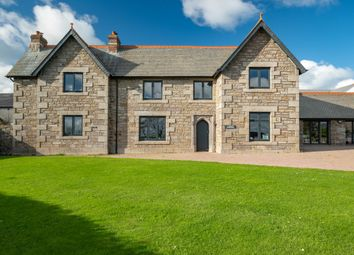 Thumbnail 5 bed detached house for sale in Bellair Road, Madron, Penzance