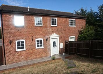 Thumbnail 1 bed terraced house for sale in Layham Drive, Luton