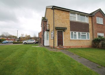 Thumbnail 2 bed flat for sale in Muswell Close, Solihull