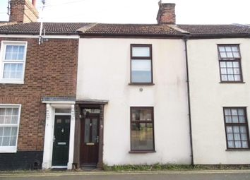 Thumbnail 2 bed terraced house for sale in Marshall Street, King's Lynn