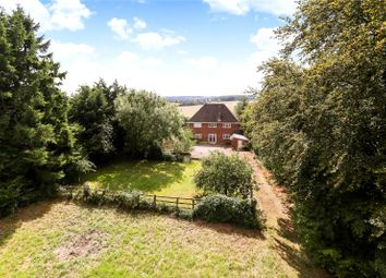 Thumbnail 4 bed detached house for sale in Gravel Lane, Four Marks, Alton, Hampshire