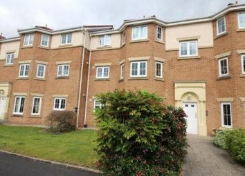 Thumbnail 2 bedroom flat for sale in 128 Watermans Walk, Carlisle, Cumbria