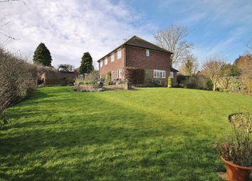 4 bed detached house for sale in The Street, Washington, Pulborough RH20