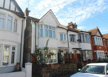 Thumbnail 3 bedroom end terrace house for sale in Hildaville Drive, Westcliff-On-Sea