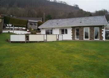 Thumbnail 3 bed detached bungalow for sale in Littlewoods Estate, Abercynon, Mountain Ash