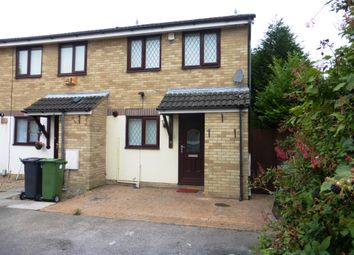 Thumbnail 3 bed semi-detached house for sale in Chartley Close, St. Mellons, Cardiff