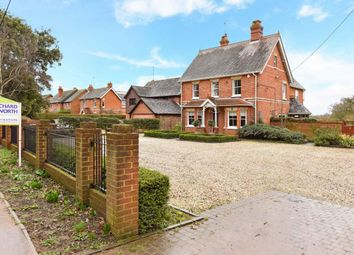 Thumbnail 5 bedroom detached house for sale in Hyde End Road, Shinfield