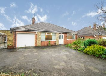Thumbnail 2 bed detached bungalow for sale in High Street, Tibshelf, Alfreton