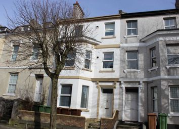 Thumbnail 1 bed flat to rent in Victoria Place, Plymouth