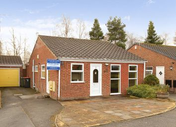 Thumbnail 2 bed detached bungalow for sale in White Horse Close, Dawley, Telford