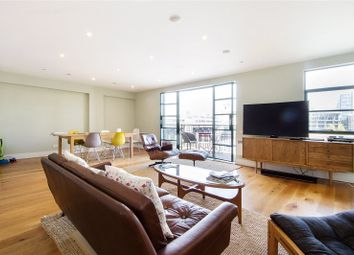 Thumbnail 2 bed flat to rent in Horseshoe Wharf Apartments, 6 Clink Street, London