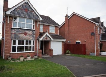 Thumbnail 4 bed detached house for sale in Gregorys Green, Coven