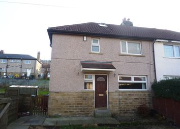 Thumbnail 3 bedroom semi-detached house for sale in West Royd Grove, West Royd, Shipley