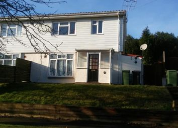 Thumbnail 4 bed semi-detached house to rent in Walpole Road, Winchester