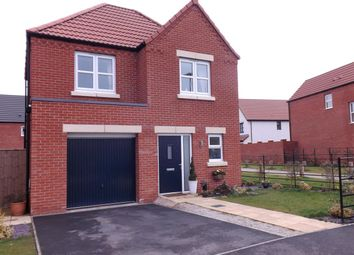 Thumbnail 3 bed detached house for sale in Poppyfields, The Edge Clowne, Chesterfield