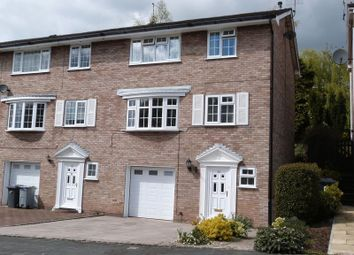Thumbnail 3 bed semi-detached house for sale in Berkshire Drive, Congleton
