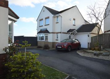 Thumbnail 3 bed detached house for sale in Pitcairn Crescent, The Willows, Torquay, Devon