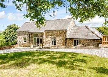 Thumbnail 4 bed barn conversion for sale in Spreyton, Crediton, Devon
