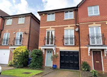 4 bed town house for sale in Highfield Close, Davenport, Stockport SK3